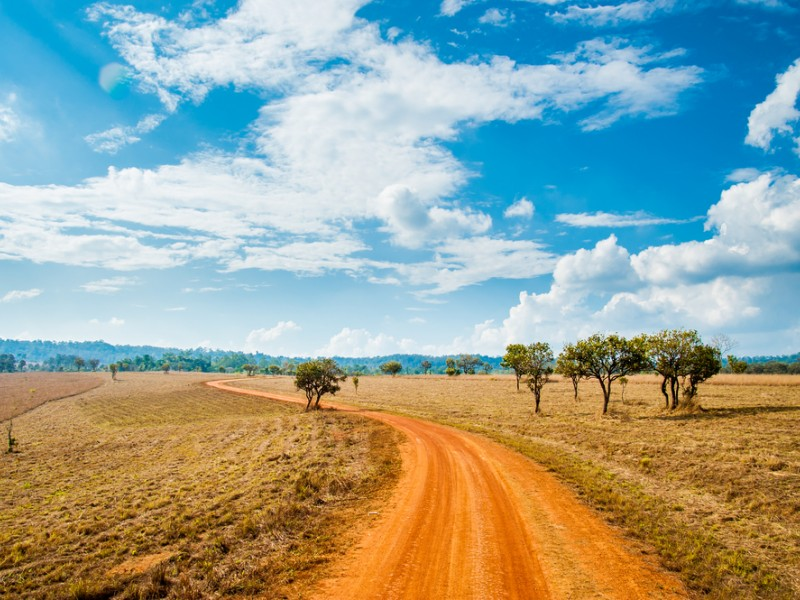 Tsavo est panorama - Safari Tsavo Est . 1 giorno