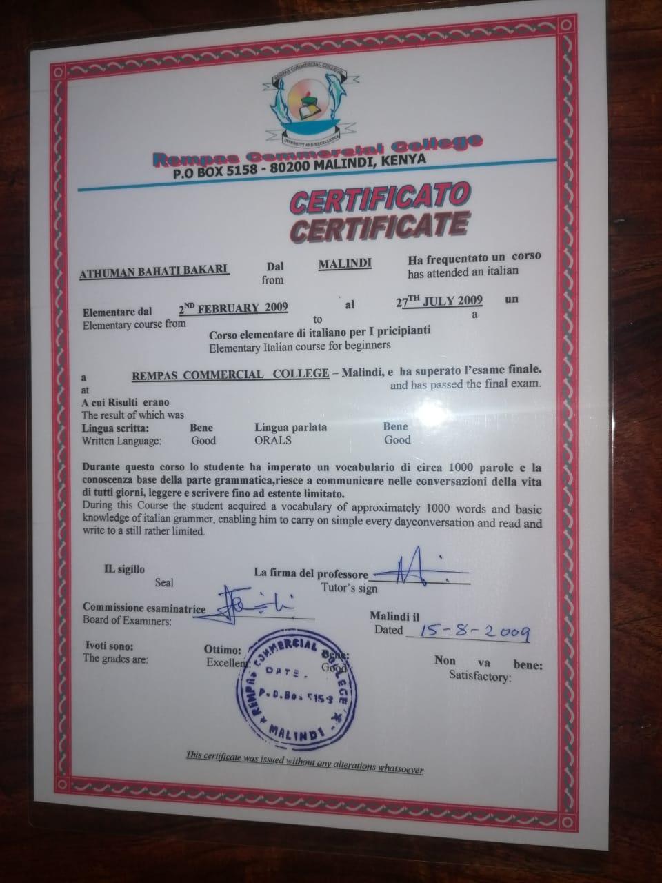 kenya1 - Safari Tsavo Est . 2 giorni