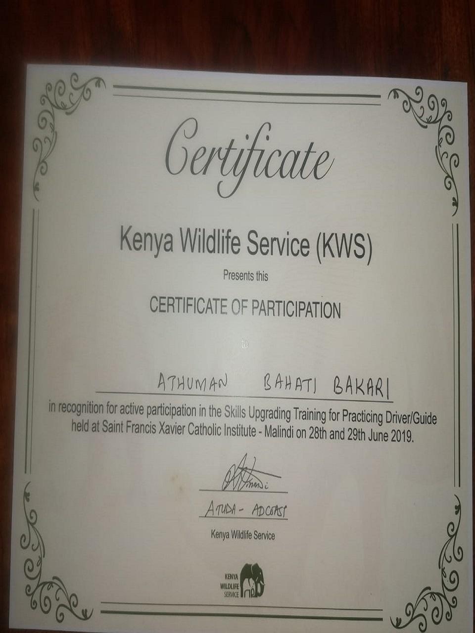 kenya5 1 - Safari Tsavo Est . 1 giorno