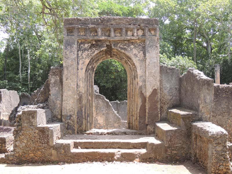 Rovine di Gede3 - Kenya tour