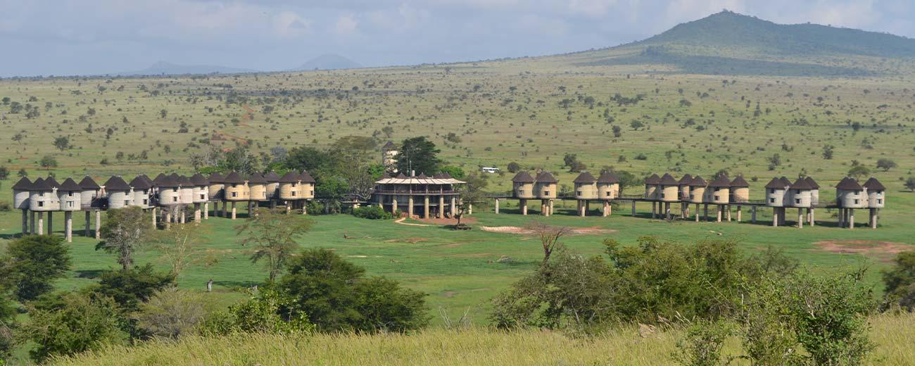 Taita Hills and Tsavo East Safari