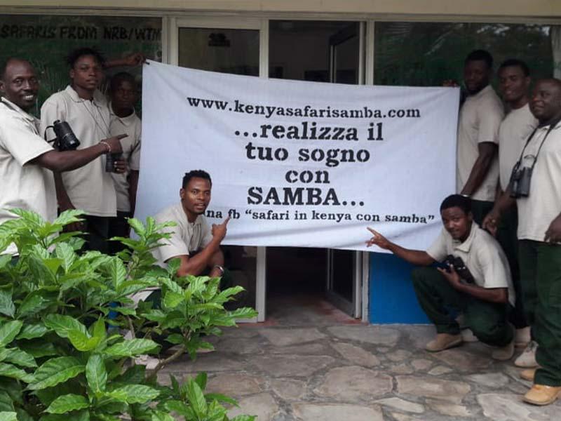 sogno samba - Safari Taita Hills . Amboseli . Tsavo Est