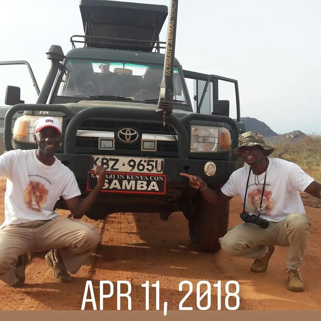 safariconsamba - Galleria Immagini Kenya